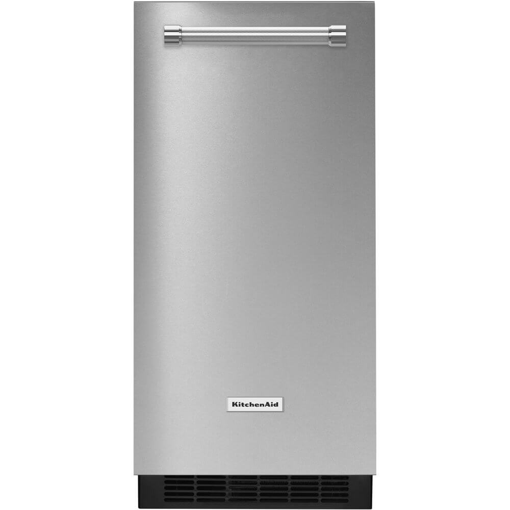 15 inch 22.8-Lb. Built-In Icemaker