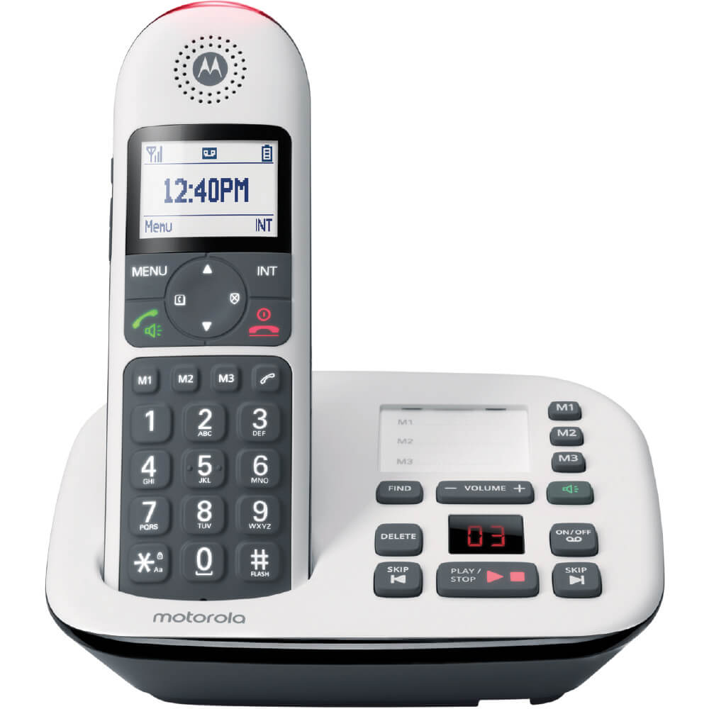 Digital Cordless Telephone - Answering Machine