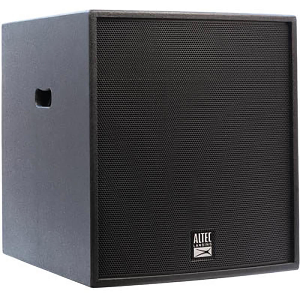 15″ Active 1200W Power Peak Stage Subwoofer