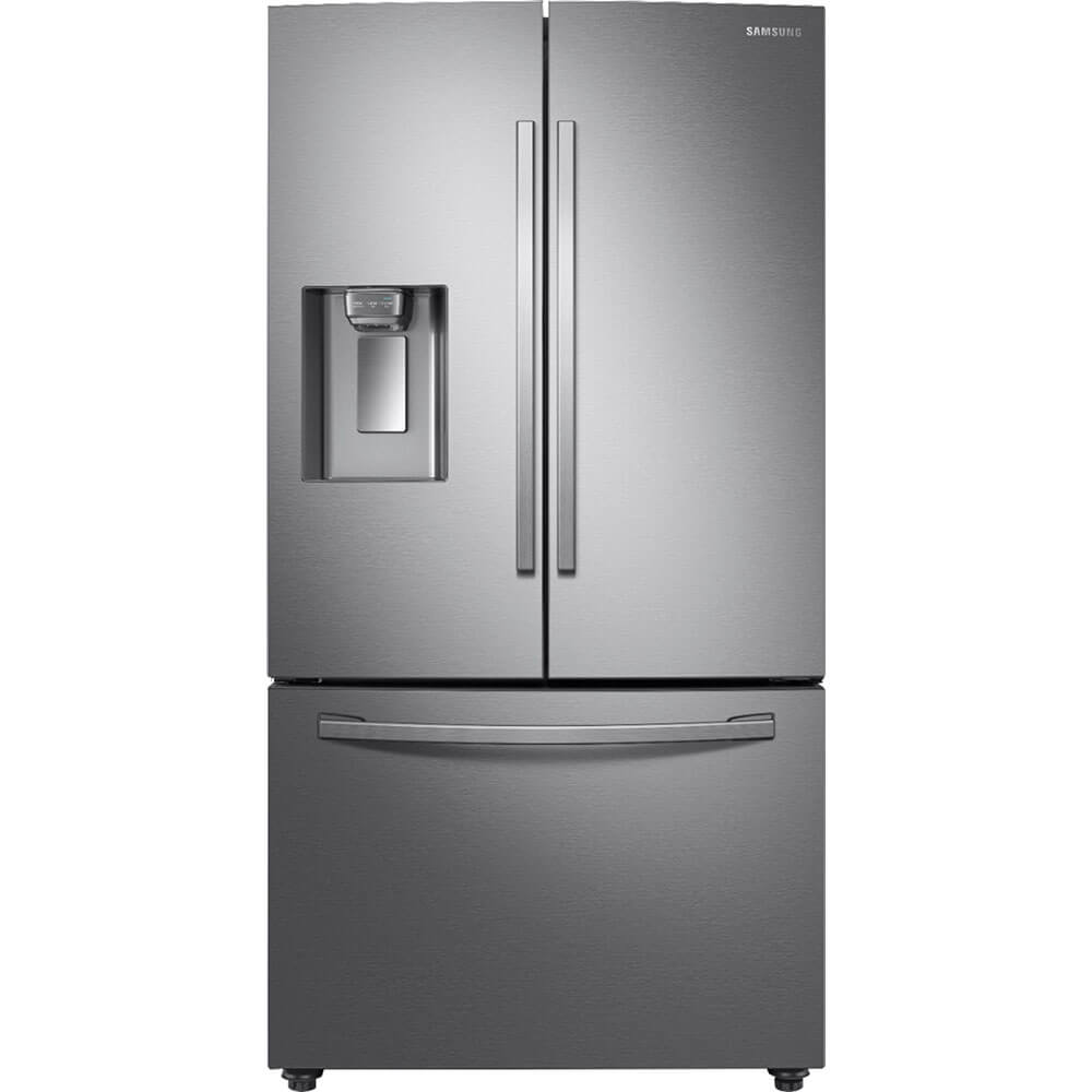 28 Cu.Ft. Stainless French Door Refrigerator