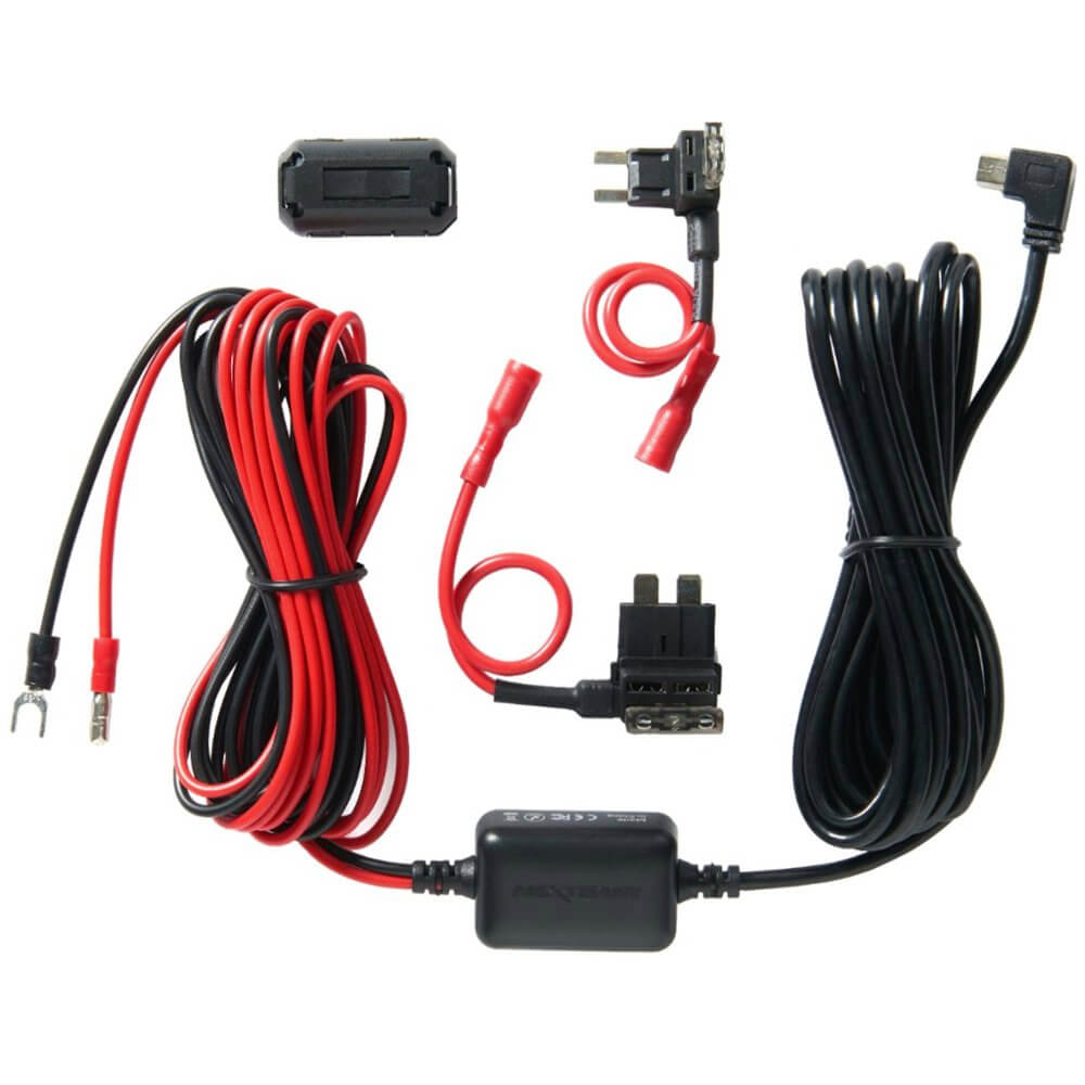 Hardwire Kit for all Dash Cameras