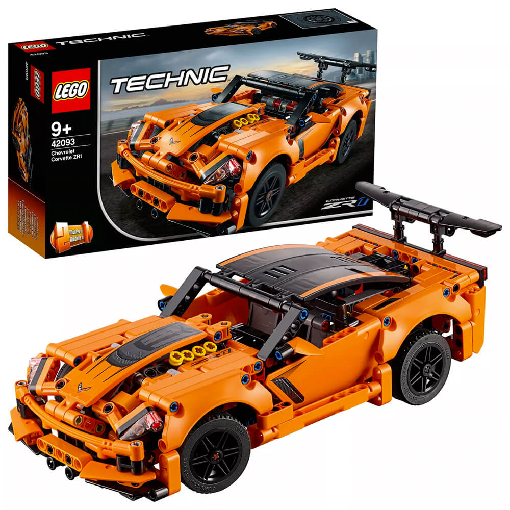 Technic Chevrolet Corvette ZR1
