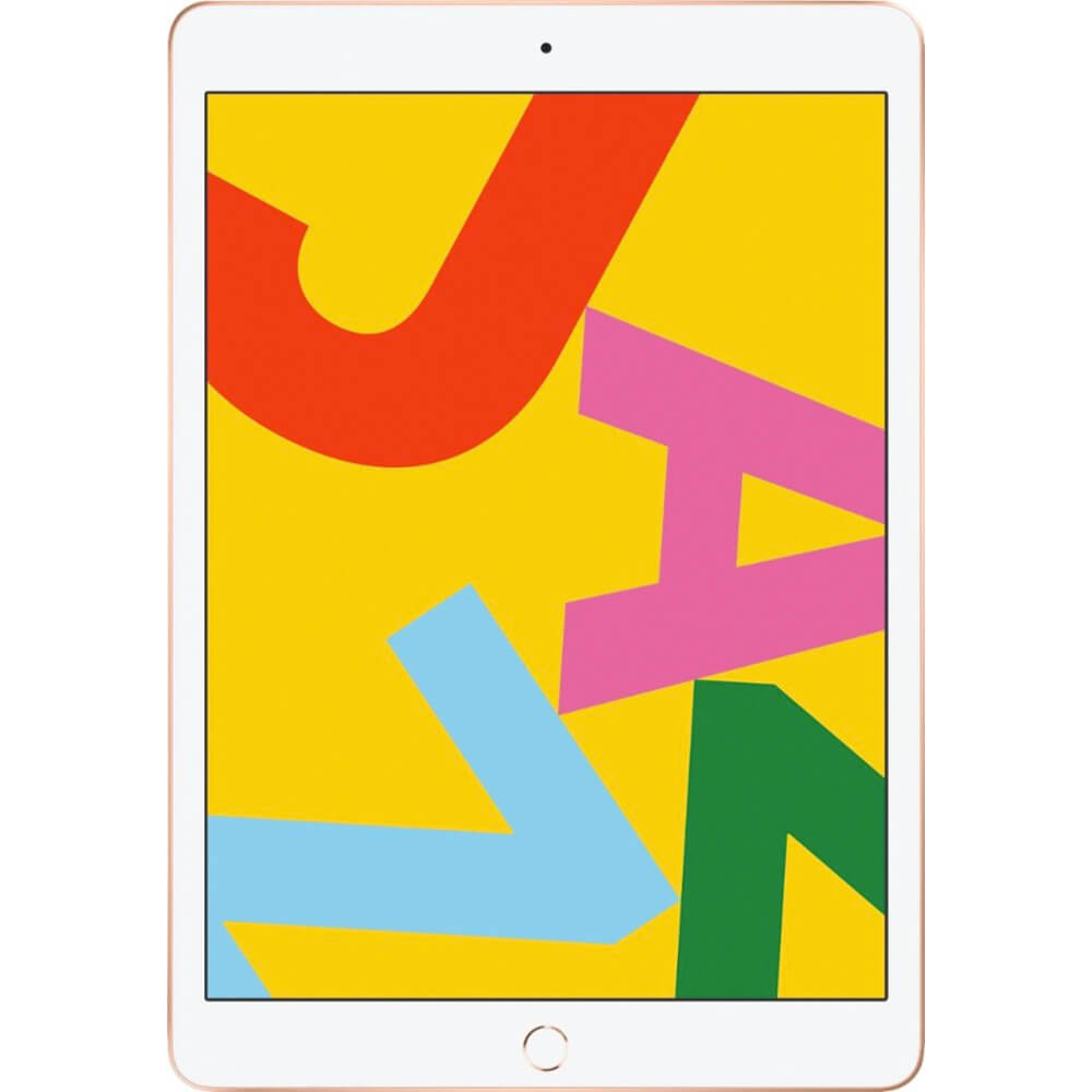 10.2 inch iPad 32GB - Gold