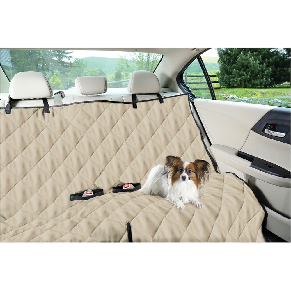 Quilted Pet Seat Cover