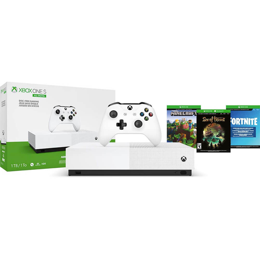 1TB Xbox One S All-Digital Edition Console