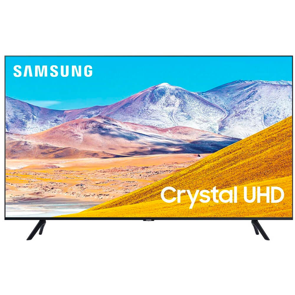 65 inch Class 4K Crystal UHD HDR Smart TV