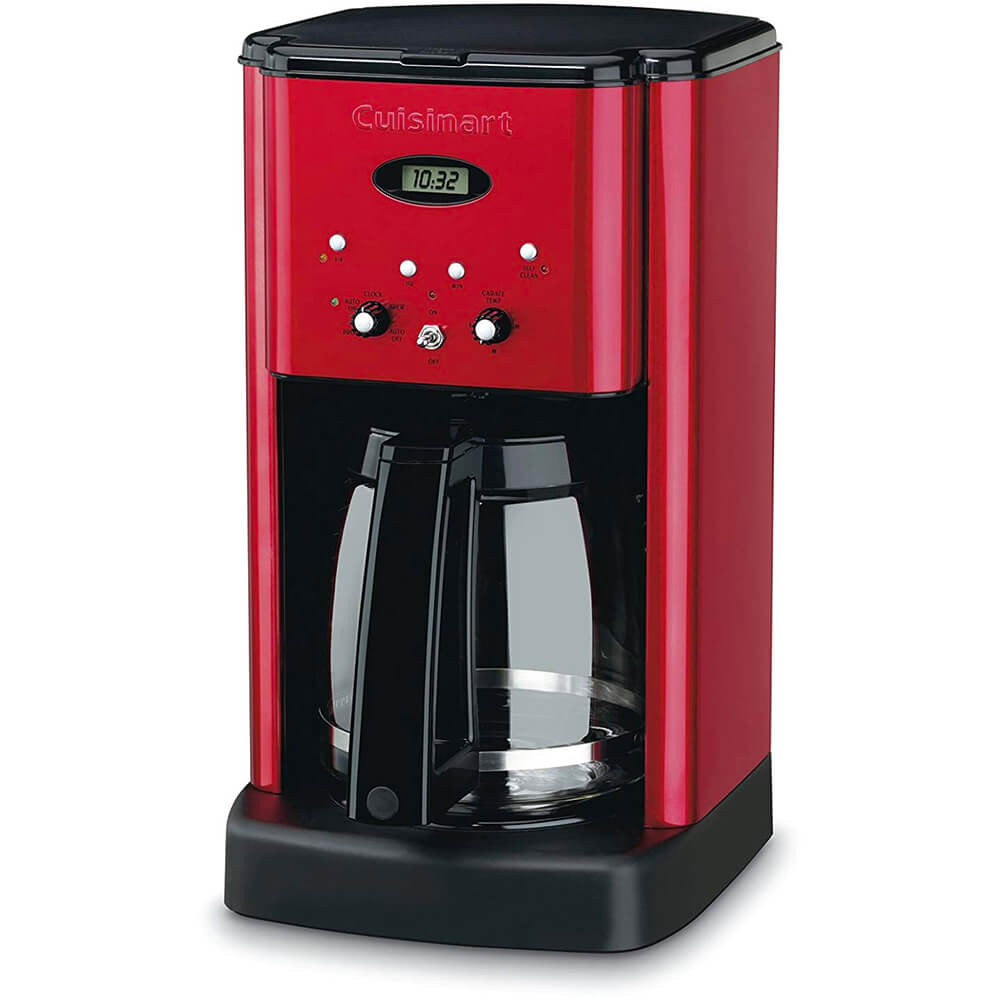 12 Cup Brew Central Coffee Maker - Red