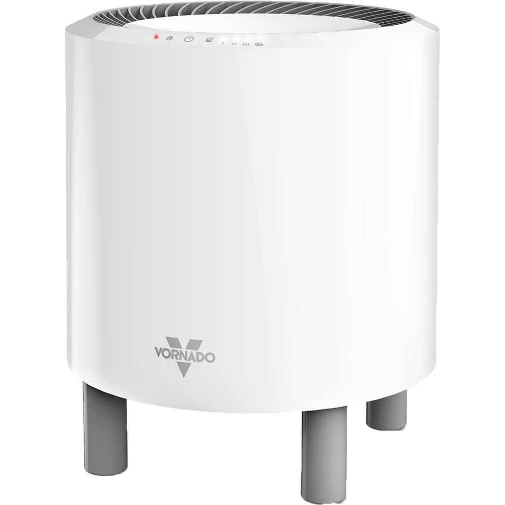 Air Purifier with True HEPA Filtration