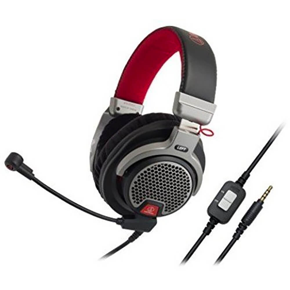 Open Back Gaming Headset