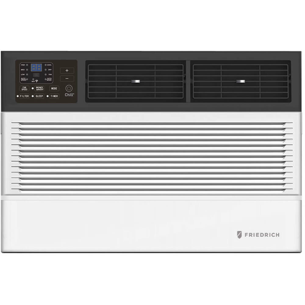 6000 BTU Chill Premier Smart Window/Wall Air Conditioner