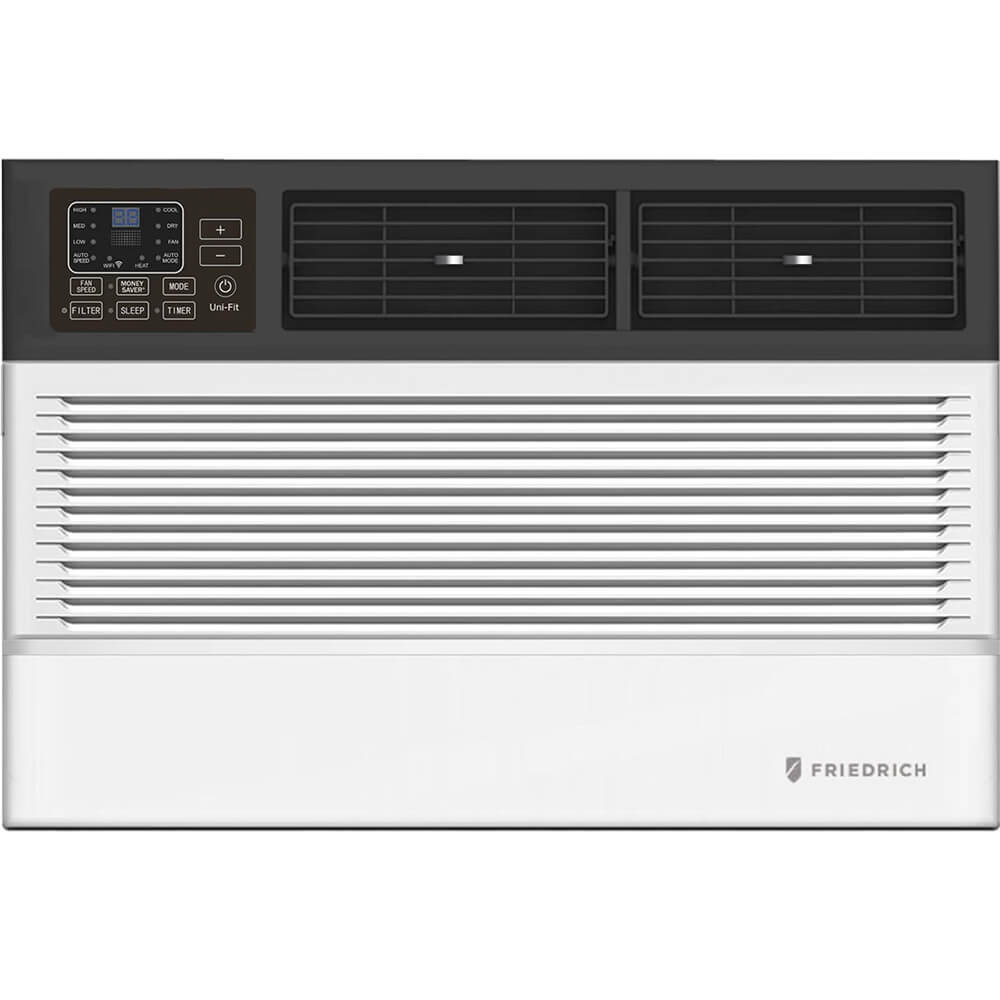 8000 BTU Thru-the-Wall Air Conditioner with Heater