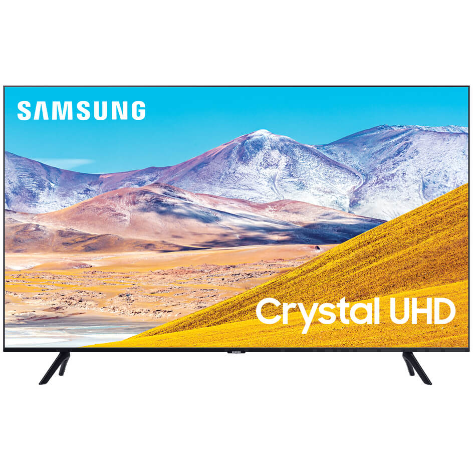 55 inch Class 4K Crystal UHD HDR Smart TV