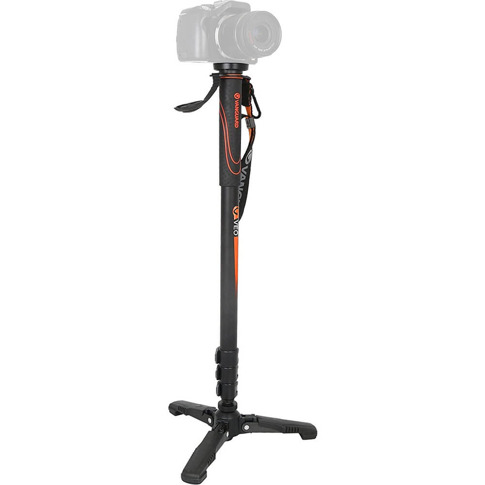 VEO Aluminum Monopod with Video Panhead