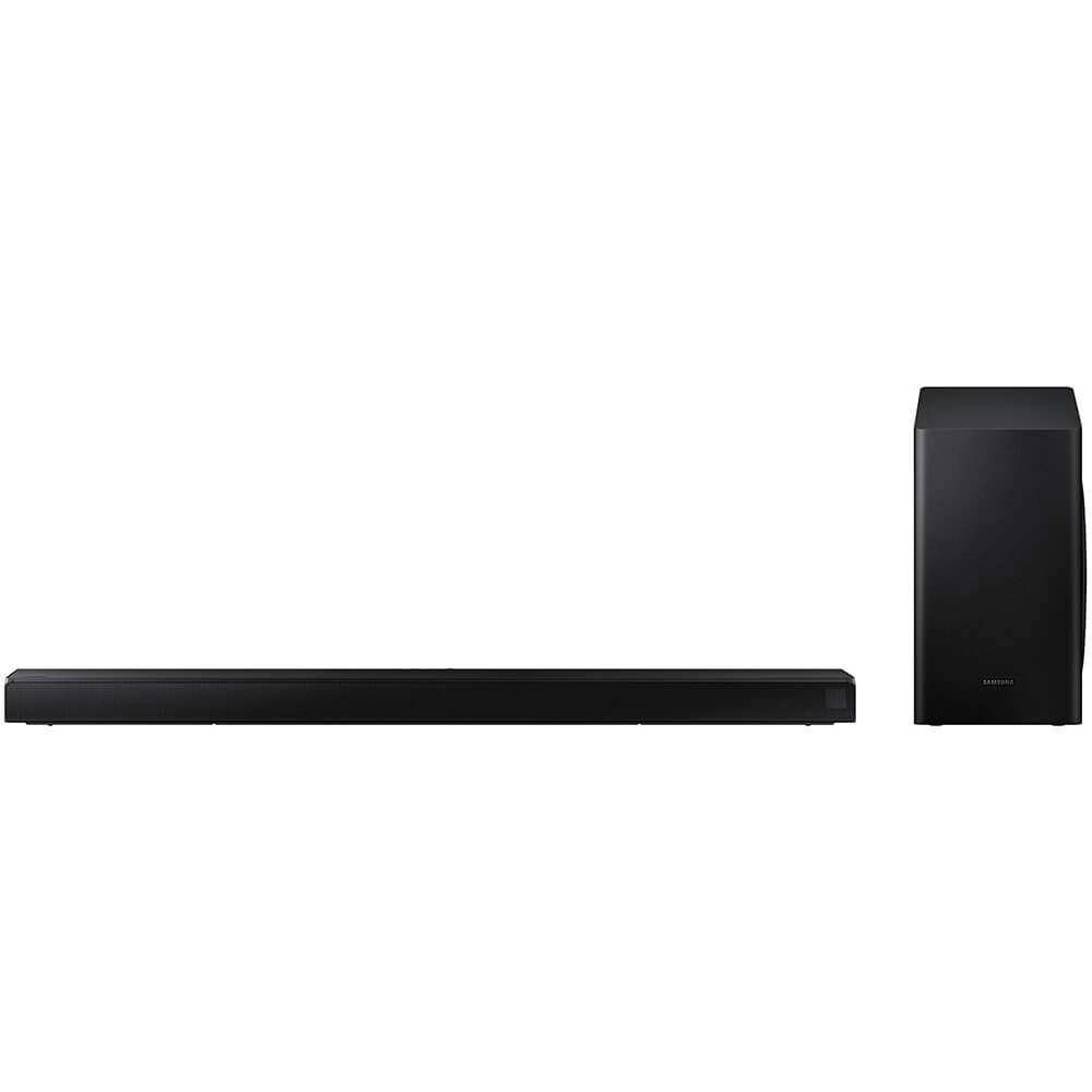3.1 Channel Soundbar With Wireless Subwoofer