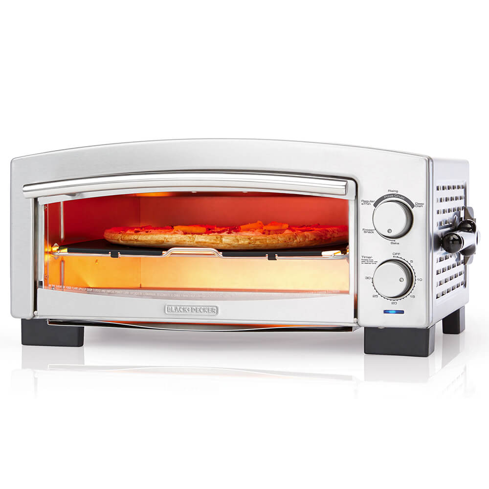 Pizza Toaster Oven and Snack Maker