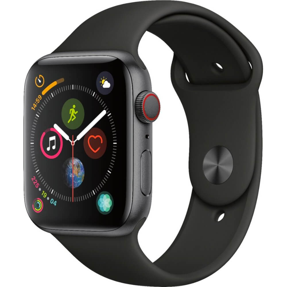 Watch Series 4 (GPS + Cellular) - Space Gray - 44mm - OPEN BOX
