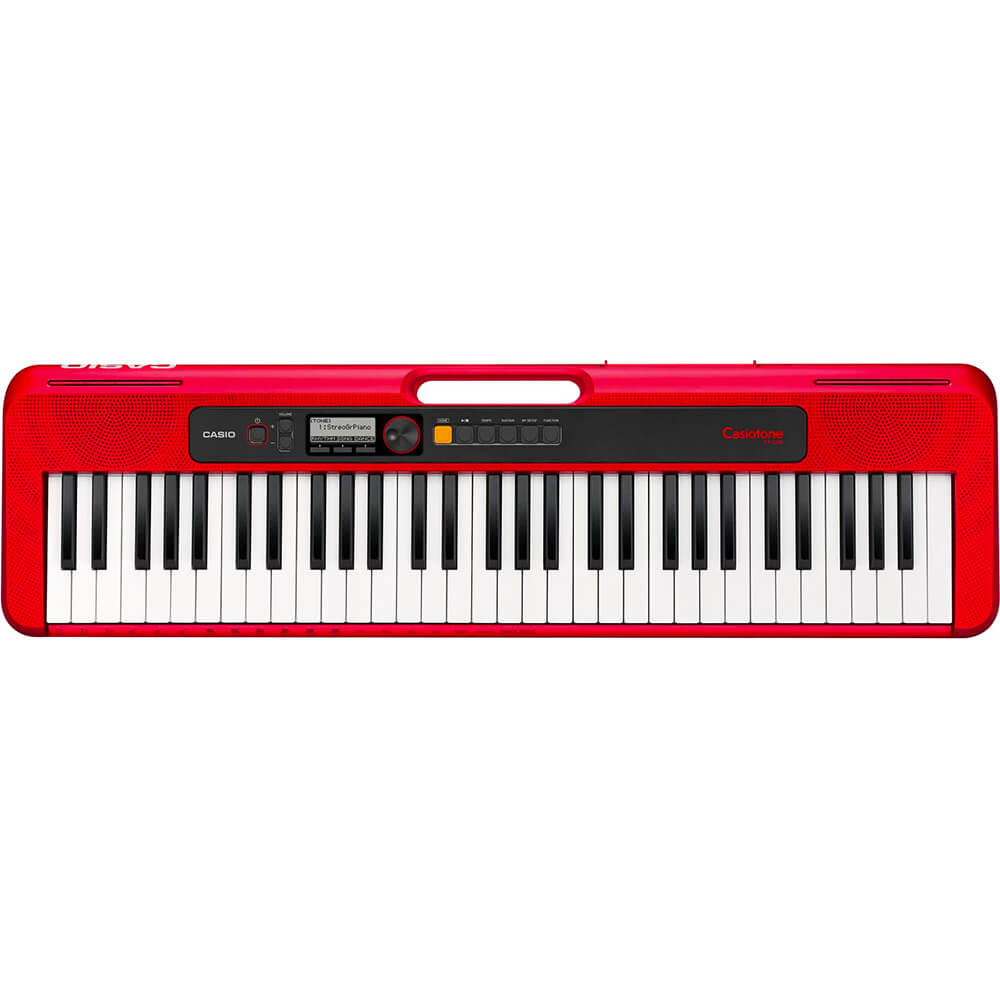 tone 61-Key Portable Keyboard with USB