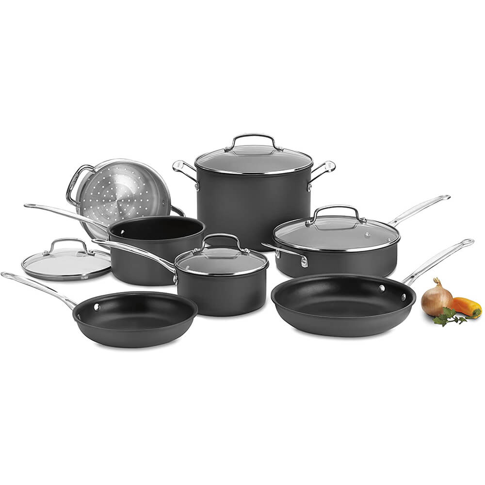 Chefs Classic Nonstick Cookware Set - 11pc.