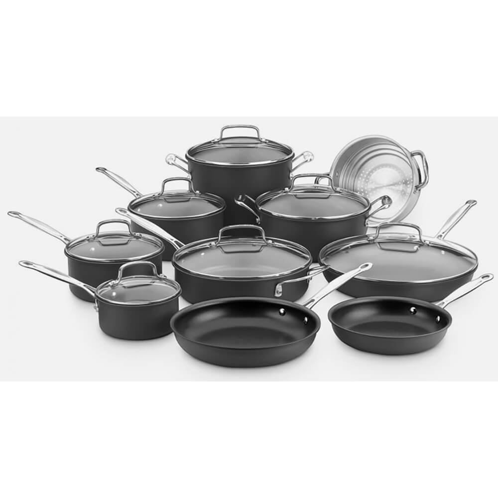 Chefs Classic Nonstick Cookware Set - 17pc.