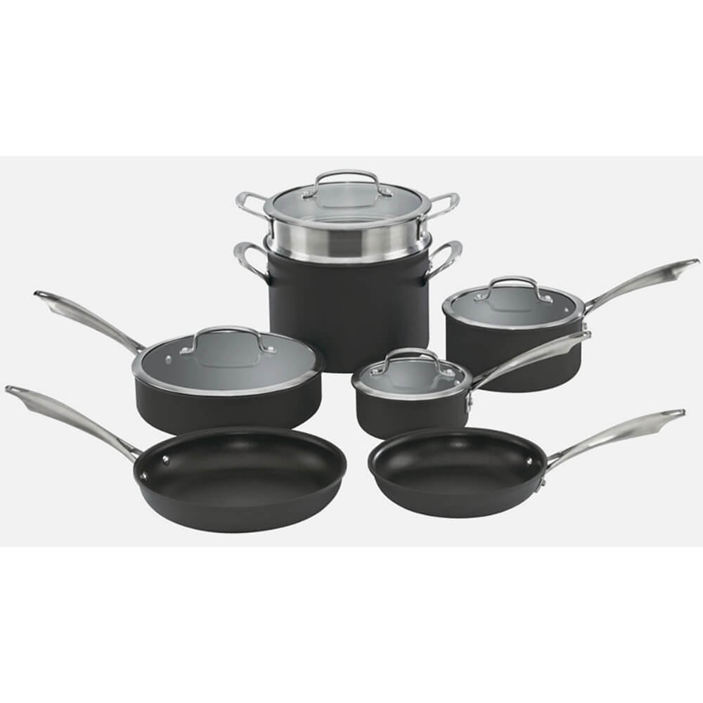 Anodized Nonstick Cookware Set - 11pc.