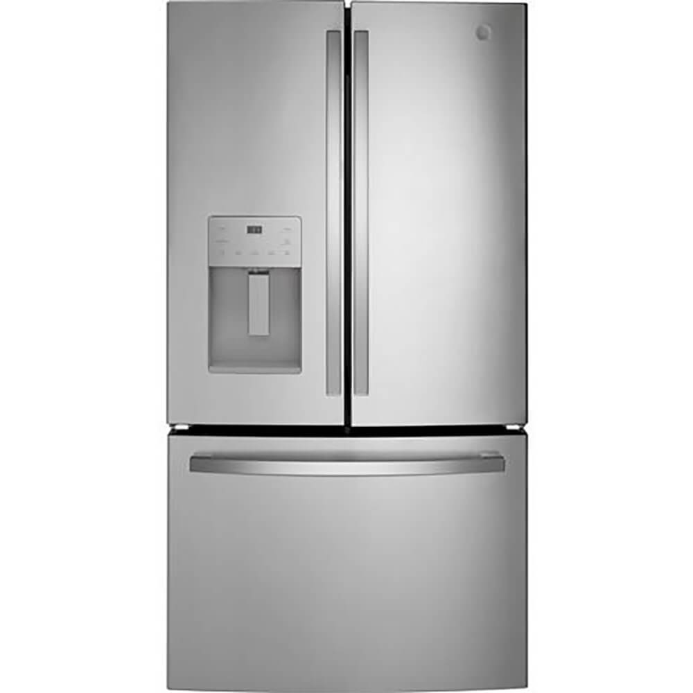 25.6 Cu.Ft. Stainless French Door Refrigerator