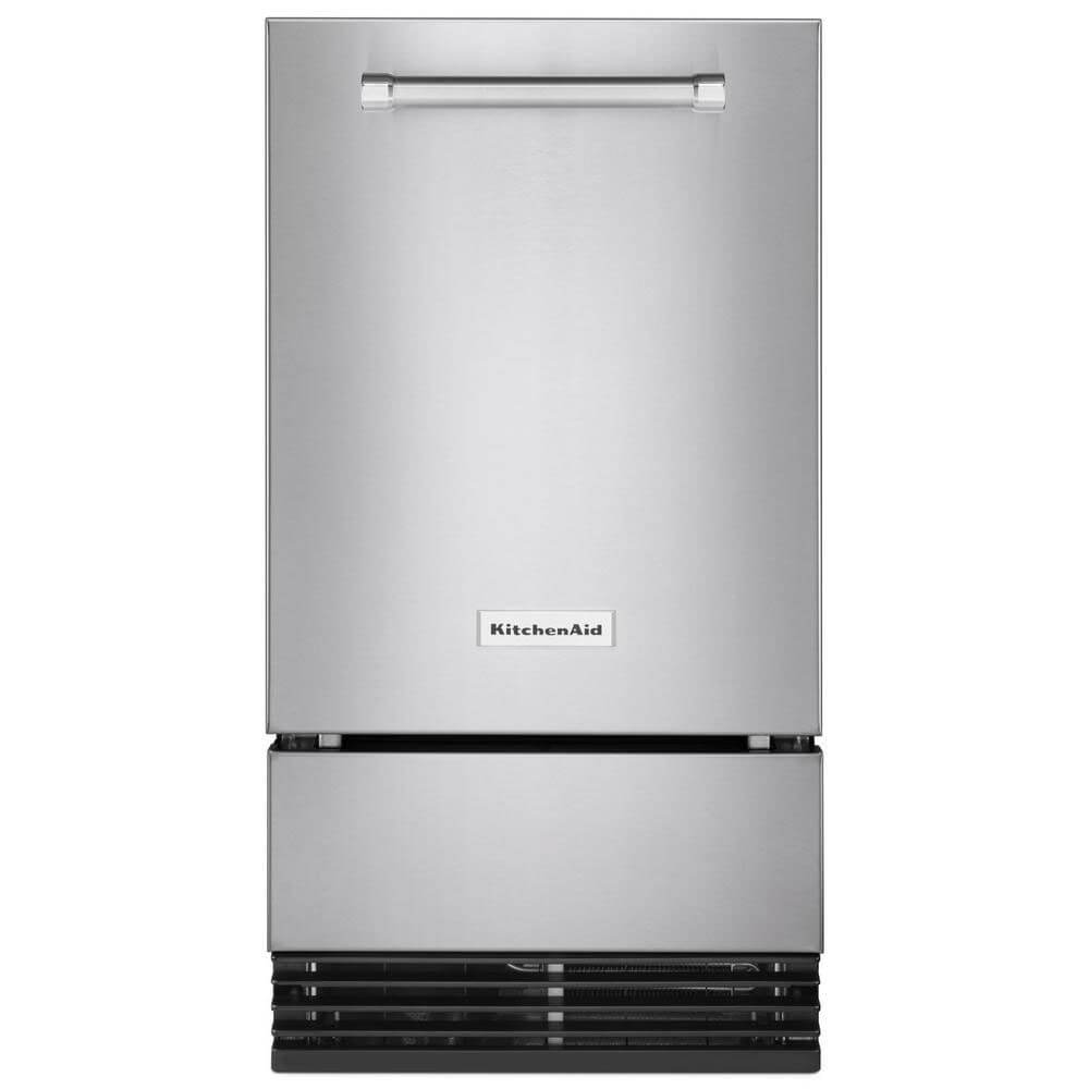 18 inch Automatic Ice Maker with PrintShield™ Finish