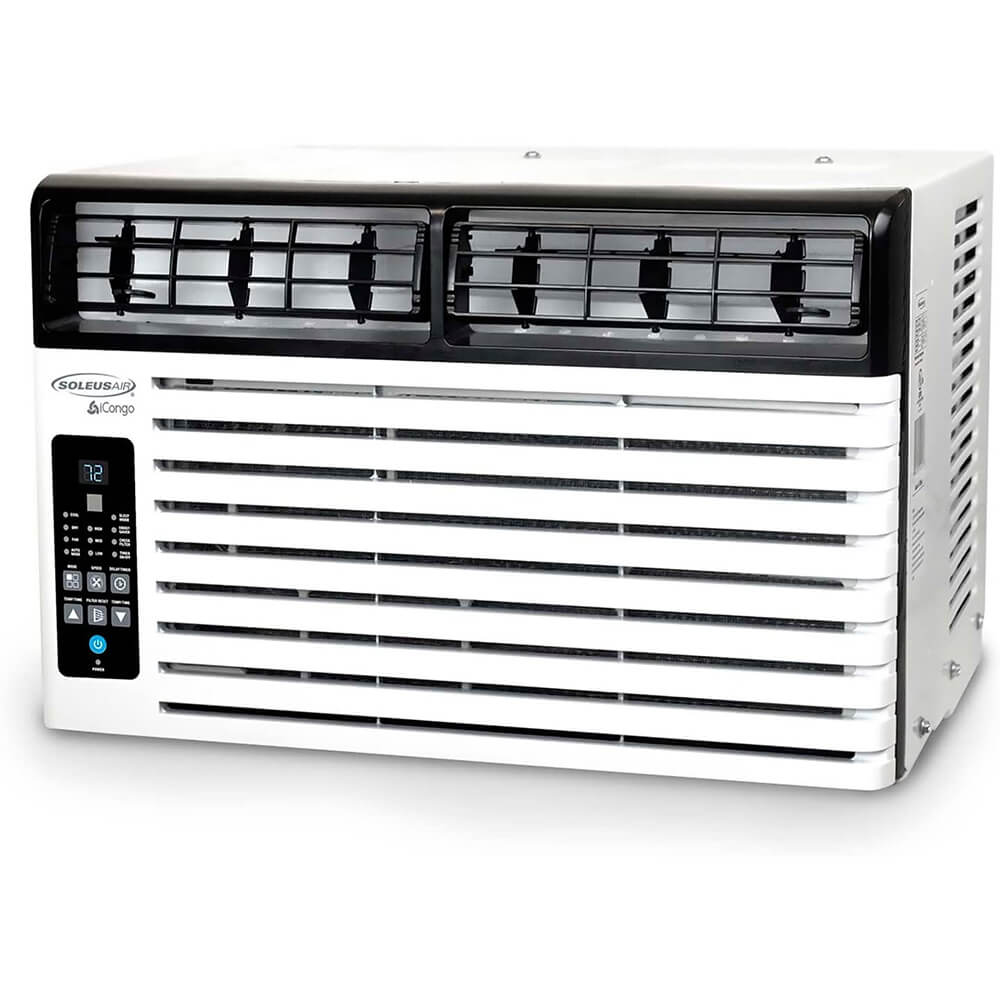 10,200 BTU 115V Window-Mounted Air Conditioner