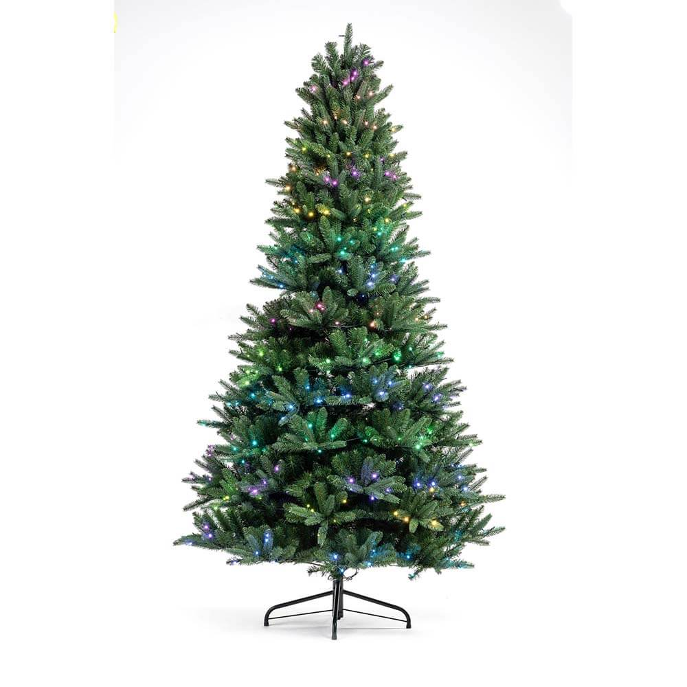 Special Edition 7.5 ft Pre-lit Tree 400 RGB+W LED String – Generation II