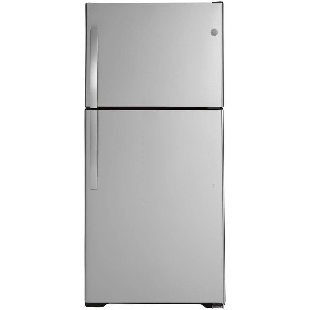 21.9 Cu. Ft. Stainless Steel Top Freezer Refrigerator