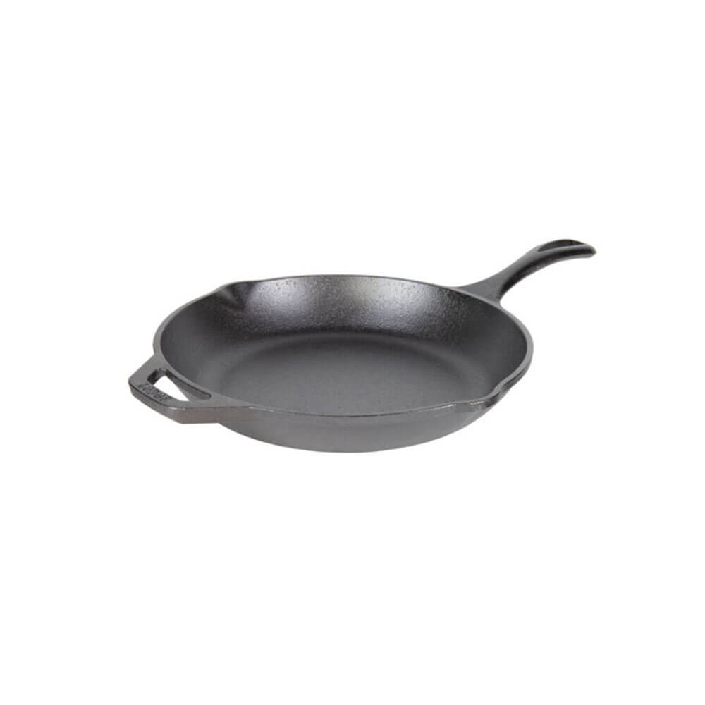 10 inch Seasoned Cast Iron Skillet