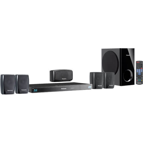 5.1 Channel 3D Home Theater System