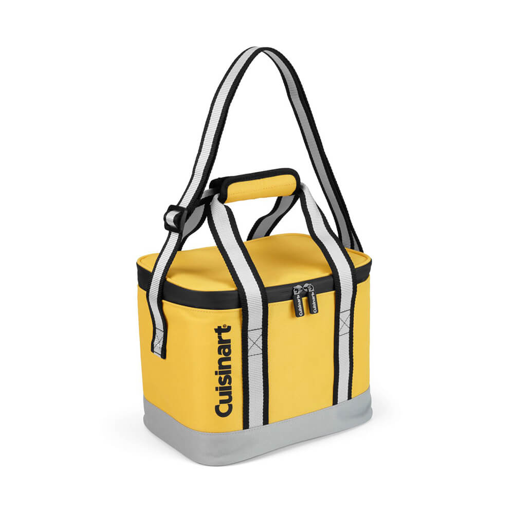 Cuisinart A28918 / A28918 Square Lunch Tote Cooler - Yellow