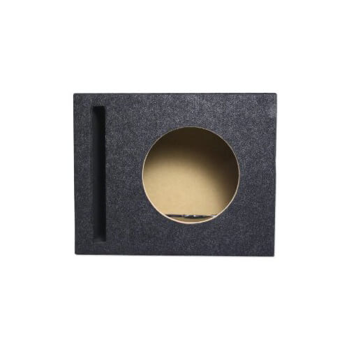 Single 8 inch Vented Subwoofer Box