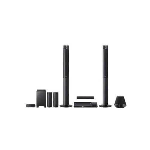5.1 Channel 3D Blu-Ray Home Theater System