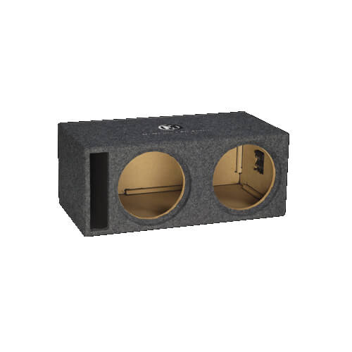 Dual 12 inch Vented Subwoofer Enclosure