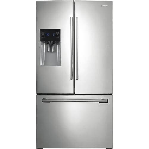 25.6 Cu. Ft. Stainless French Door Refrigerator