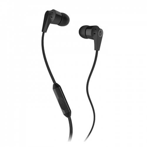 Inkd 2.0 In Earbud With Inline Mic, Black