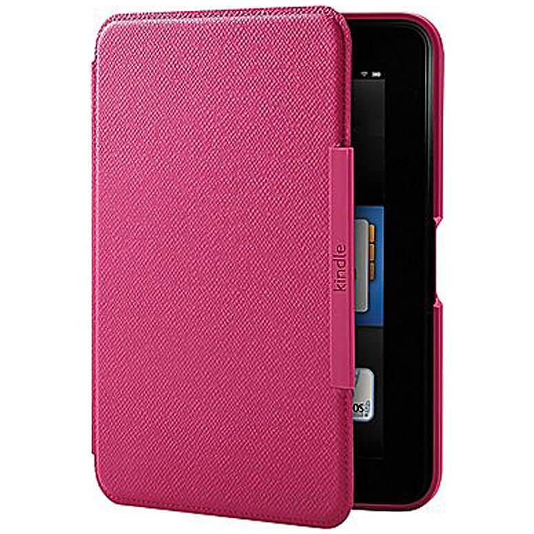 7 inch Kindle Fire HD Case (Pink)