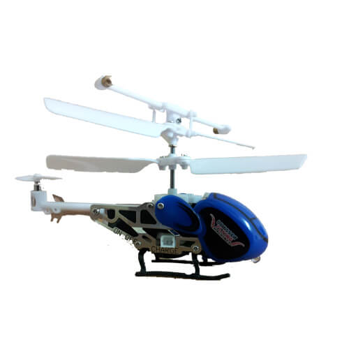 Quark Micro Helicopter (Blue)