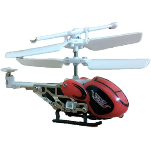 Quark Micro Helicopter (Red)