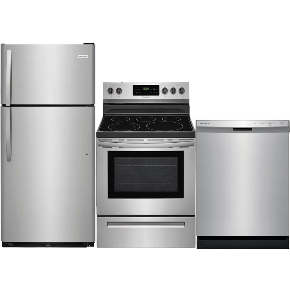 3 Pc. Stainless Kitchen Package