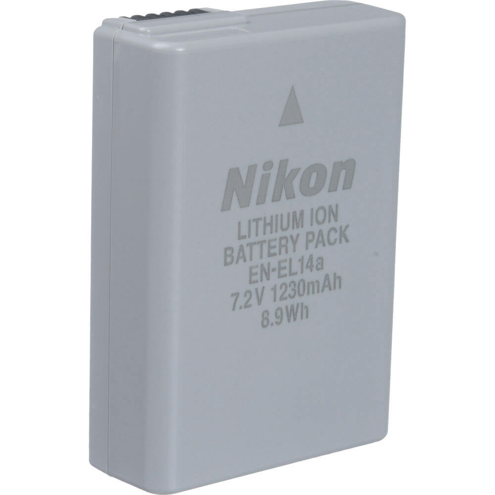 Rechargeable Li-Ion Battery for Select Cameras