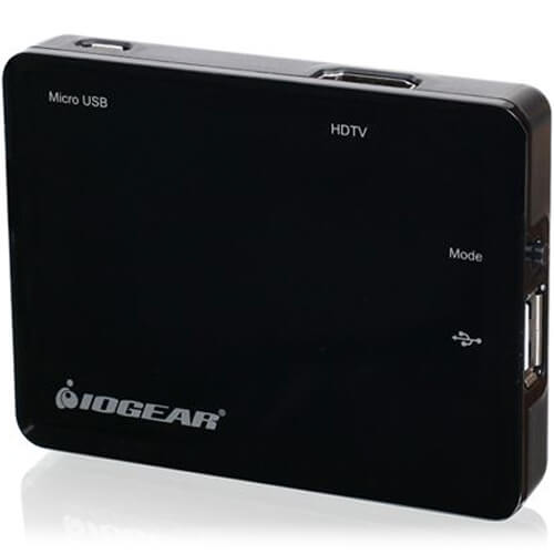 Wireless Smartphone/PC to HDTV Media Player