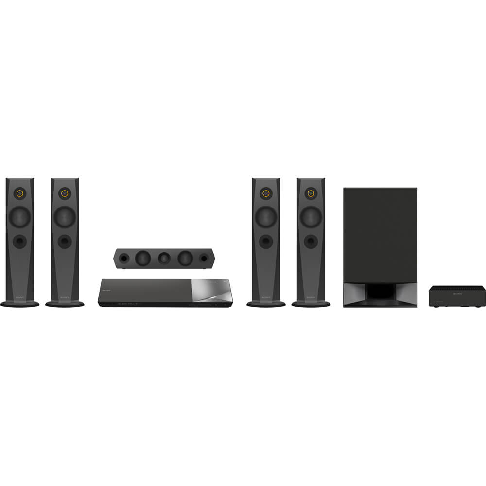 Full HD Blu-Ray Disc Home Theater System