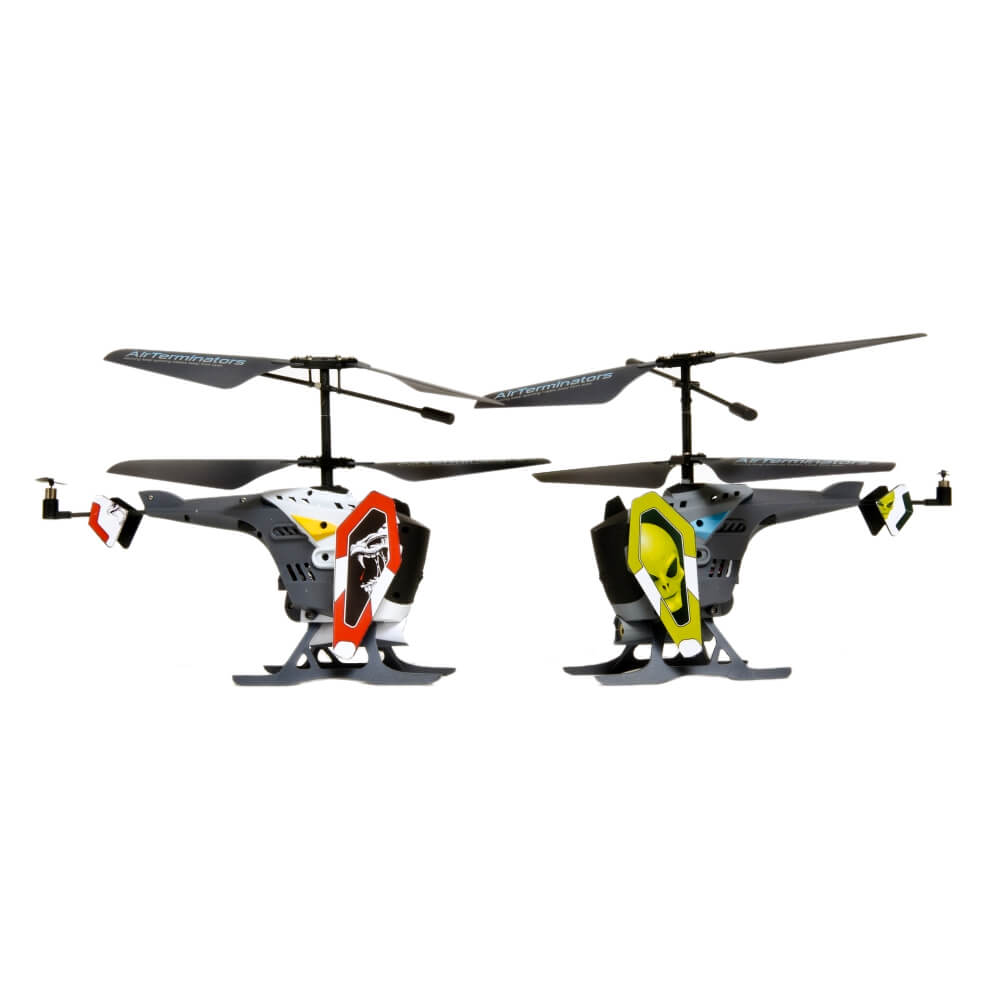 Air Terminators Dual RC Helicopters