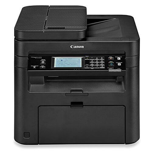 imageCLASS Mono-Laser Printer with Scanner, Copier and Fax