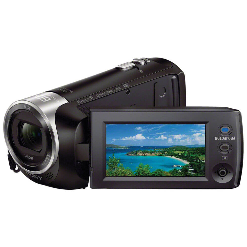 HD Video Recording PJ Handycam Camcorder