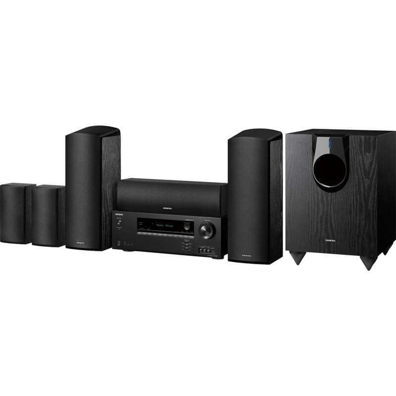 5.1.2-Channel Dolby Atmos Home Theater Package