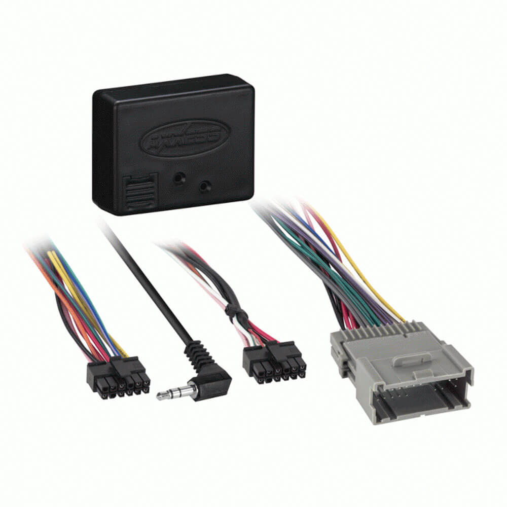 Interface Harness for 2004-09 GM Vehicles