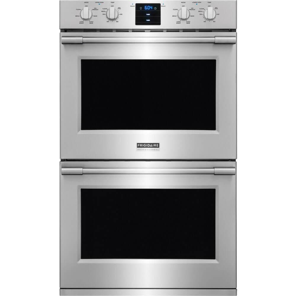 30 inch Stainless Convection Electric Double Wall Oven